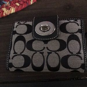 Coach turnkey small wallet
